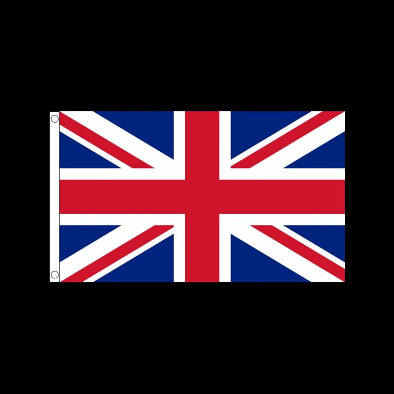 Union Jack Flag Printed Flag