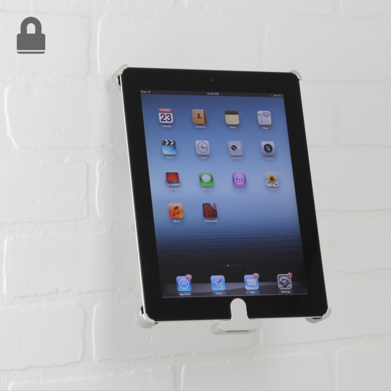Lockable Ipad Wall Mount Discount Displays