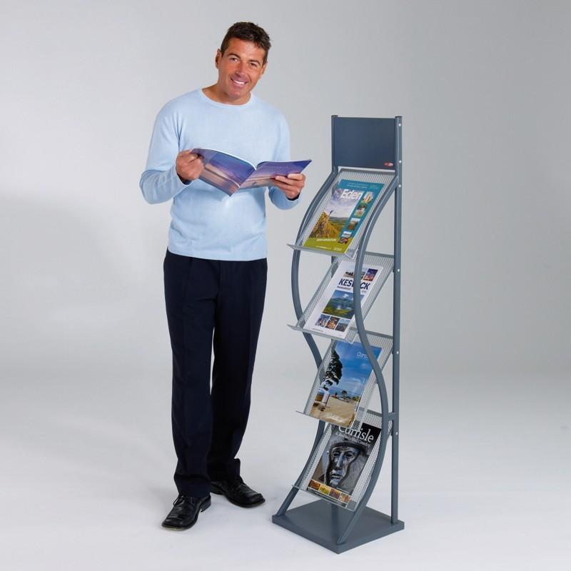 Modern Leaflet Display Discount Displays