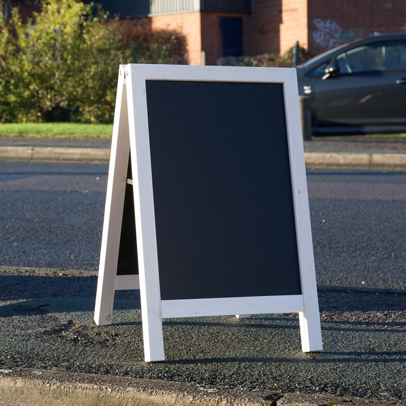 Chalk A Frame Pavement Sign A1 Or A2 Discount Displays