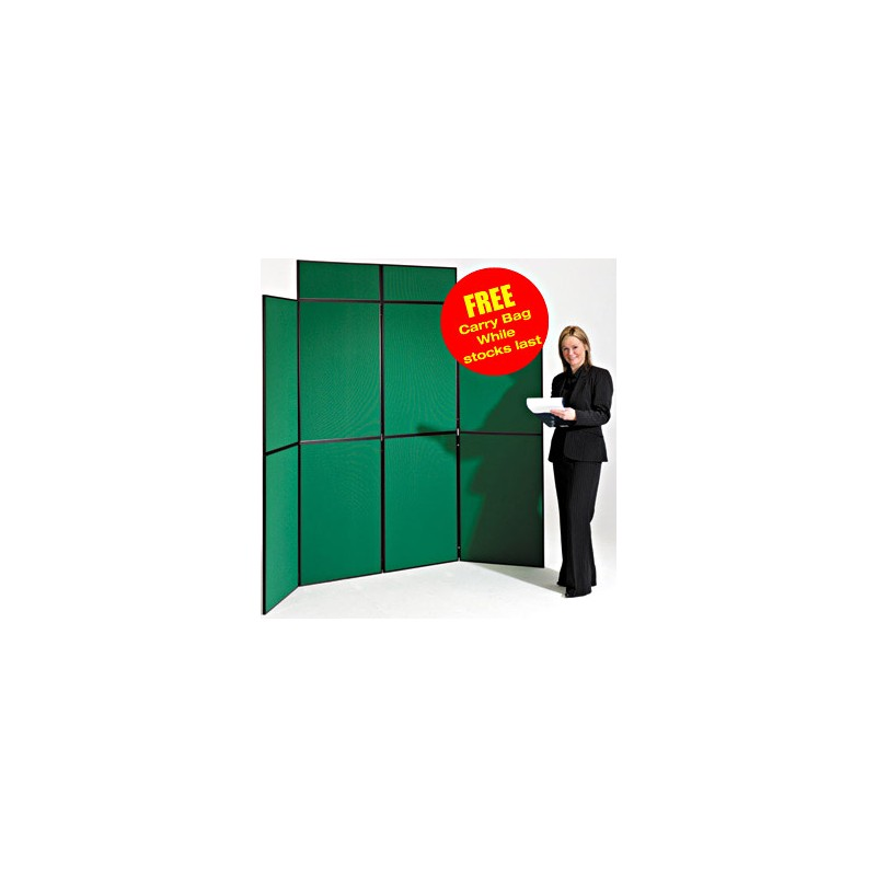 Portable Exhibition Panels : Portable exhibition panel display stand