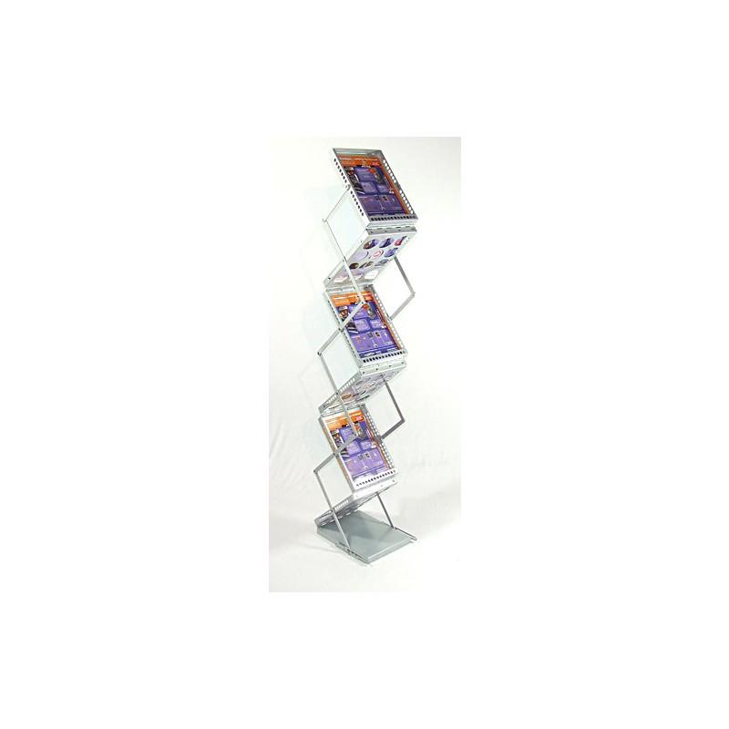 Folding Literature Racks