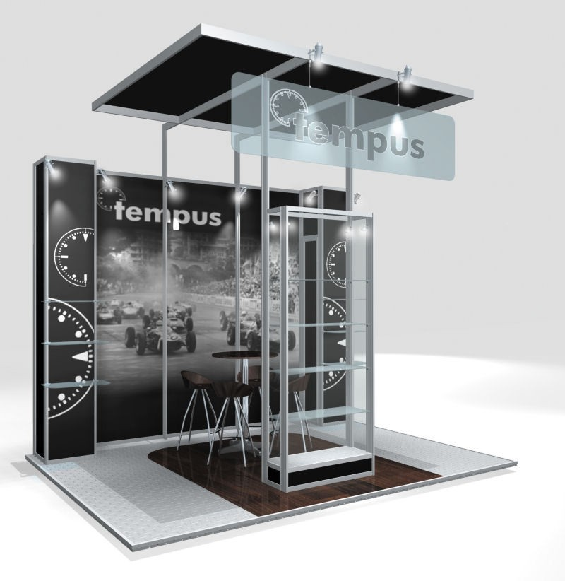 Exhibition Stand Modular : Free modular stand design discountdisplays