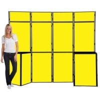 13 Panel Slimflex Pole & Panel