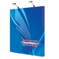 3x2 Straight Pop Up Stand - Graphics