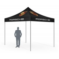 Custom Printed Tent with Canopy