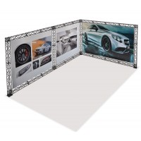 Truss Kit 12 4x6m Modular Display Solution