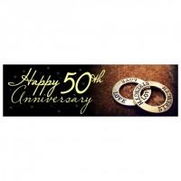 Banner - Happy Anniversary - 355