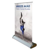 Breeze Desktop Banner Stand