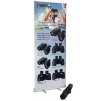 Budget Roller Banner Stand 800mm