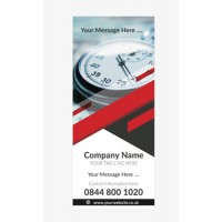Business Banner 3 - Banner Stand 123