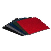 Interlocking Carpet Tiles - Pack of 8 tiles