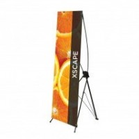 Spring Mini Banner Stand 600mm Wide