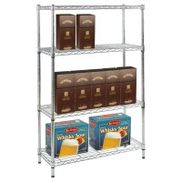 1830 (h) x 1220(w) x 460mm (d) Shelving
