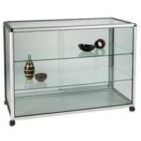 Counter Showcase - Fully Glazed