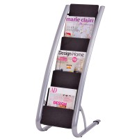 Mini Slope - Compact Freestanding Magazine Rack