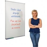 Dual Faced Whiteboard