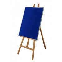 Display Easel with A1 Notice Board