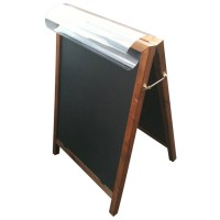Chalkboard Poster Holder - Dual purpose