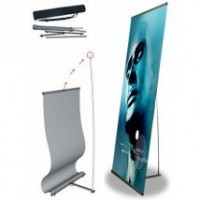 Discount Banner Stand