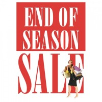End of Season Sale - Poster 155