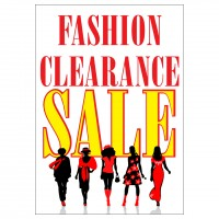 Fashion Clearance - Poster 154