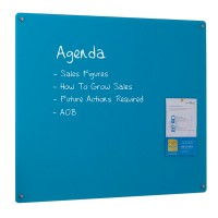 Premium Magnetic Glass Writing Board
