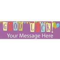Good Luck - Banner 133