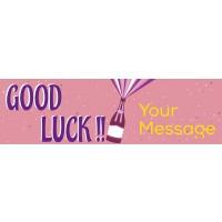 Good Luck - Banner 134