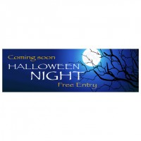 Banner - Halloween - 303