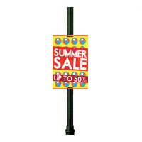 Correx Lamp Post Sign Bundles