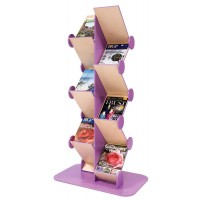 Colourama Zig-Zag Book Shelf
