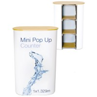 Pop-Up Mini Counter