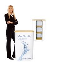 Pop-Up Mini Counter
