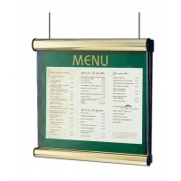Menu Case Wall/Window