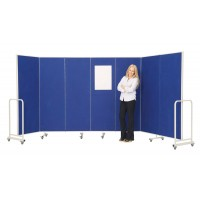 Heavy Duty Mobile Room Divider