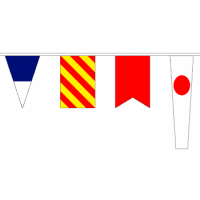 Nautical Bunting - 40 Flags / 12.7m Length