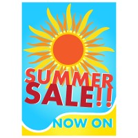 Summer Sale Now On - Poster 100