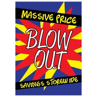 Massive Price Savings - Poster 126