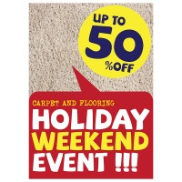 Holiday Weekend Event - Poster 111