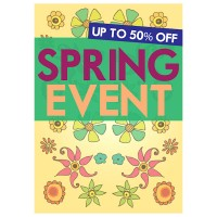 Spring Sale - Poster 112