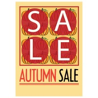 Autumn Sale - Poster 115