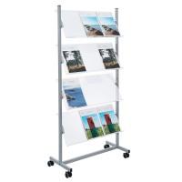Perspex Literature Rack