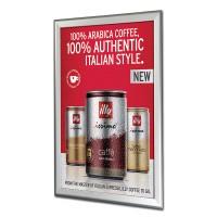 Aluminium Snap Poster Frames - A5 to A0