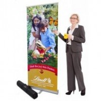 Eco Roller Banner Stand - 845 / 1000mm