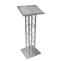 Quad Metal Truss Lectern