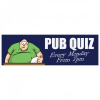 Quiz Night - Banner 158