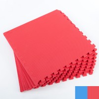 Interlocking Floor Tiles - Pack of 8