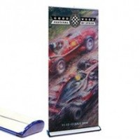 Quickscreen Retractable Banner Stand 500/ 850/ 1000mm