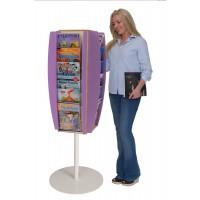 Colourama Freestanding Leaflet Dispenser